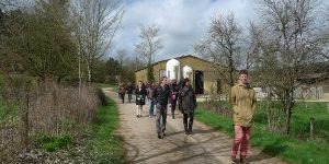 Mille Reves - familieweekend wandeling